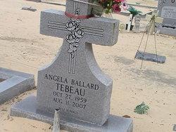 Angela <i>Ballard</i> Tebeau