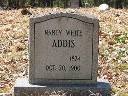 Nancy <i>White</i> Addis