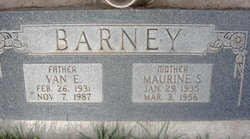 Maurine <i>Sorenson</i> Barney