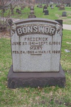 Frederick Bonswor