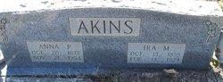 Anna P Akins