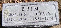Ethel <i>VanDeventer</i> Brim