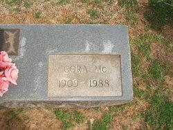 Cora Goins <i>McNeill</i> Beane