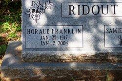 Horace Franklin Ridout
