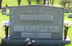 Donald Edward Bodimer, Sr