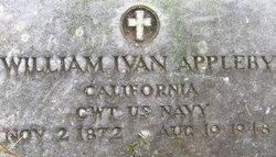 William Ivan Appleby