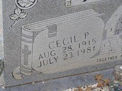 Cecil P. Harper