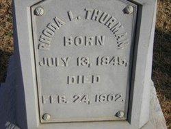Rhoda L. <i>Fisher</i> Thurman