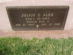 Julius G Duke Alex