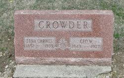 Sena <i>Carnes</i> Crowder
