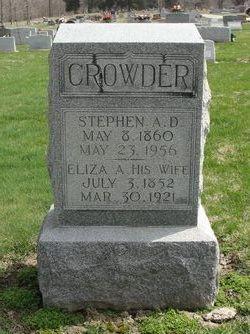 Eliza A. Crowder
