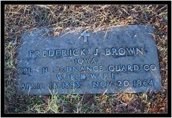 Frederick J. Brown