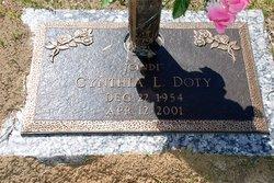 Cynthia Lee <i>Shepard</i> Doty
