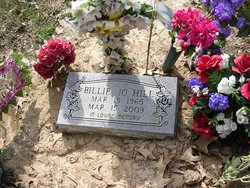 Billie Jo <i>Aunspaugh</i> Hill