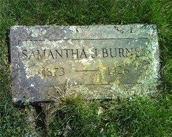 Samantha Jane <i>Angel</i> Burnes