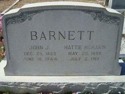 John James Barnett