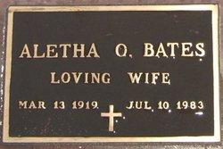 Aletha Bates