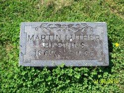 Martin Luther Blevins, Sr
