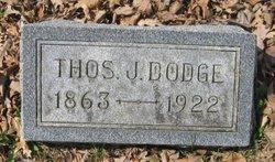 Thomas Jefferson Dodge