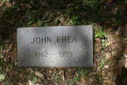 John Otis Rhea