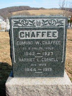 Harriett L <i>Cornell</i> Chaffee