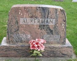 Ruby M <i>Keefer</i> Aukerman