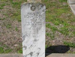 Paul Henry Schneider