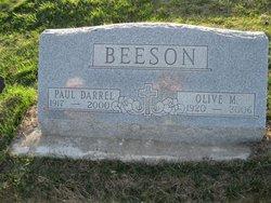 Paul Darrell Beeson
