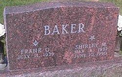 Shirley <i>Smith</i> Baker