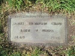 James Thompson Crow