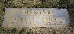 Ruth Eloise <i>Pennington</i> Hester