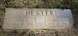 Clarence Dewitt Hester