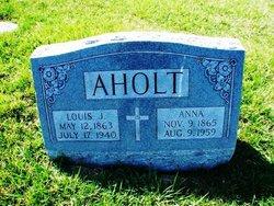 Anna <i>Droege</i> Aholt