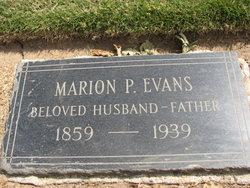 Marion P. Evans