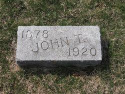 John T. Bottcher