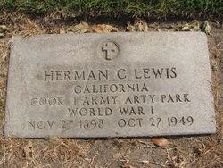 Herman Clair Lewis