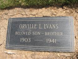 Orville Leonard Puttman Evans