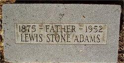 Lewis Stone Adams