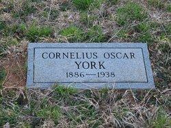 Cornelius Oscar York