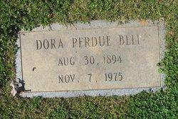 Dora <i>Perdue</i> Bell