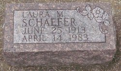 Laura M Schaefer
