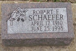 Robert Frank Schaefer