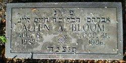 Allen A. Bloom