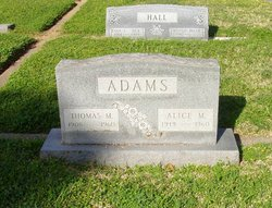 Thomas Milton Adams