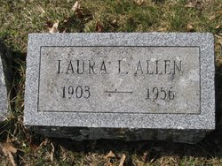 Laura Lucinda <i>Almy</i> Allen