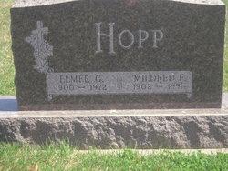 Elmer G Hopp