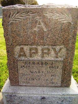 Gerard Leon Appy, Sr