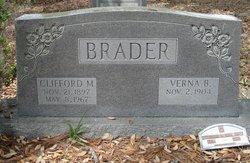Clifford M. Brader