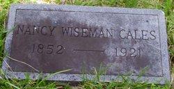 Nancy <i>Wiseman</i> Cales