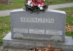 PFC Harold Homer Arrington